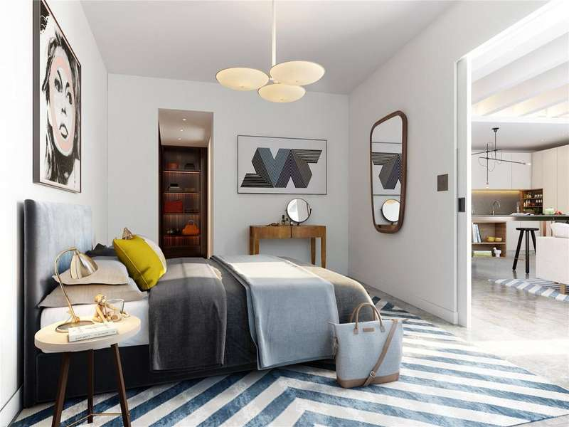 1 Bedroom Flat for sale in Television Centre, 101 Wood Lane, London
