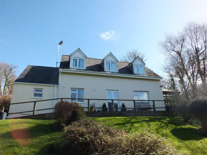 3 Bedrooms Detached House for sale in Mill Bank Cottage, Lower Priory, Milford Haven, Pembrokeshire