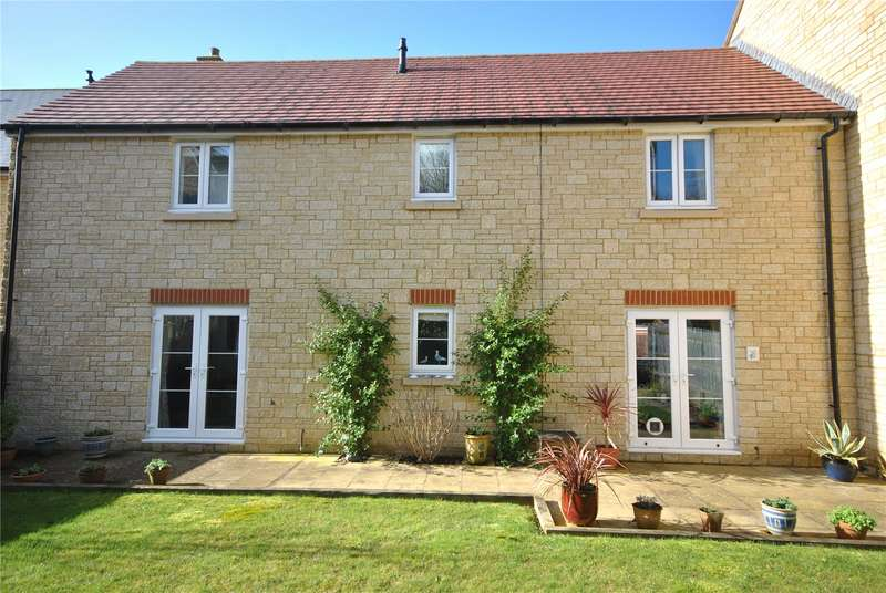 4 Bedrooms Terraced House for sale in Old Tannery Way, Milborne Port, Sherborne, Dorset, DT9