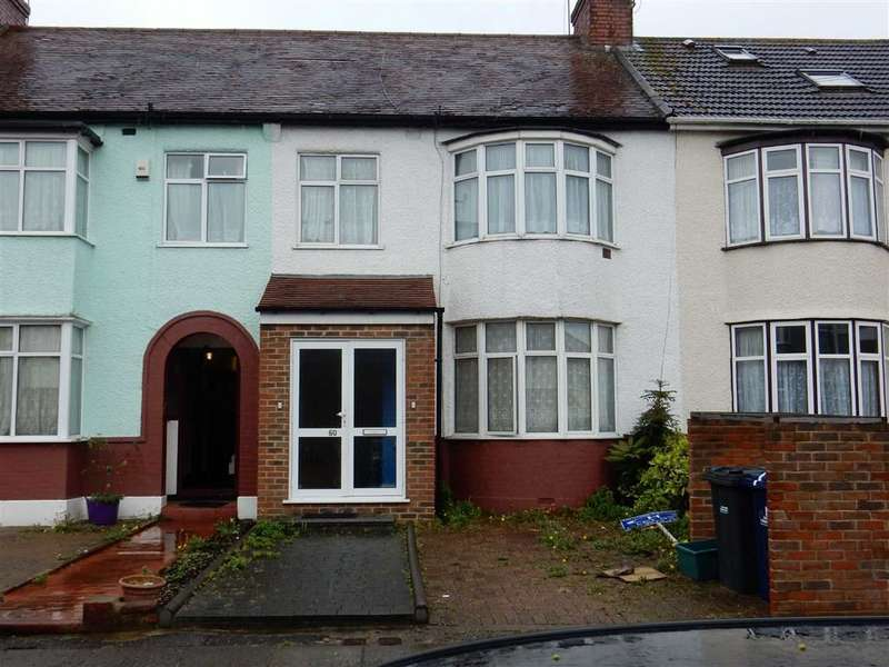 2 Bedrooms Apartment Flat for rent in Ruskin Road, Southall, Middlesex