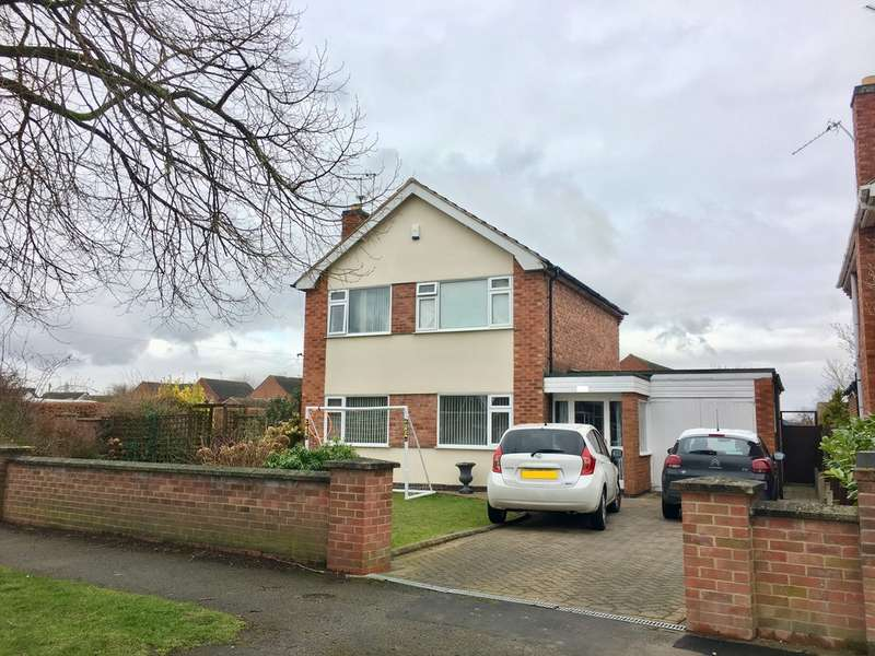 4 Bedrooms Detached House for rent in Hawton Road, Newark NG24