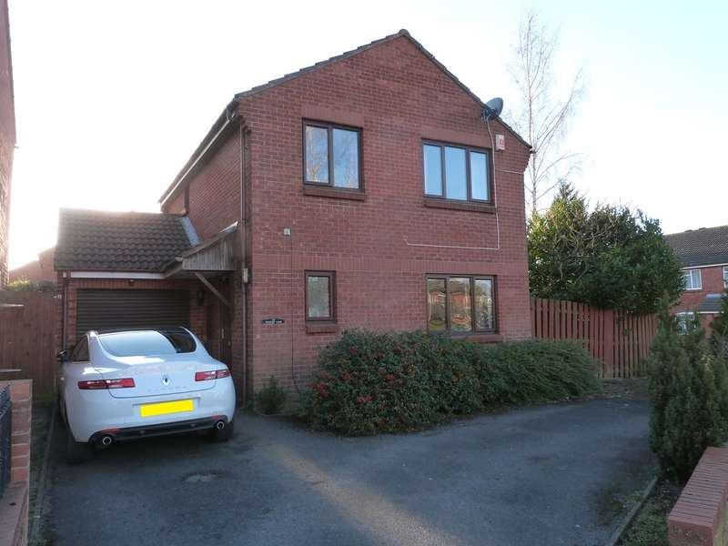 3 Bedrooms Detached House for rent in Tuffley Lane, Tuffley, Gloucester GL4