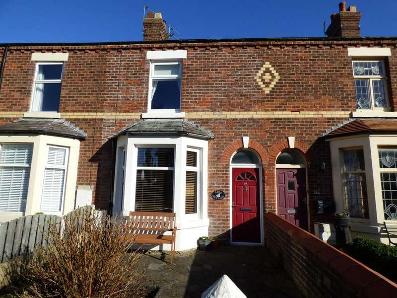 2 Bedrooms Terraced House for sale in Albert Street, Lytham