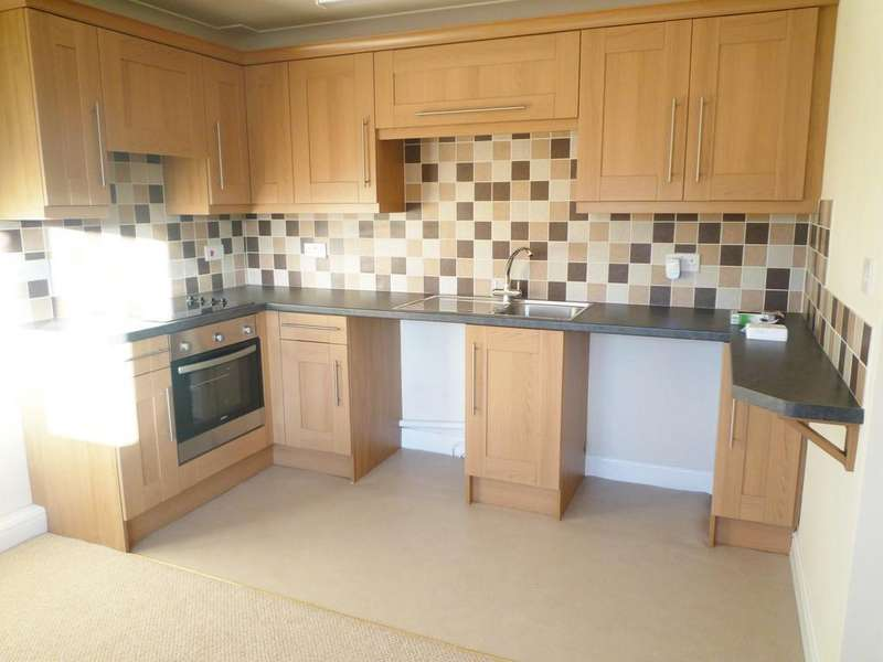 1 Bedroom Apartment Flat for rent in Monks Dyke Road, Louth, LN11 9AP