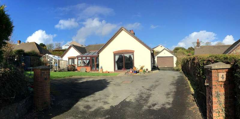 3 Bedrooms Detached Bungalow for sale in West Lane Close, Keeston