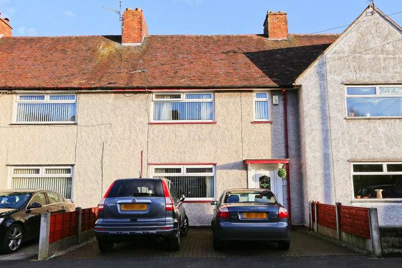 3 Bedrooms Terraced House for sale in 72 Baines Avenue, Irlam