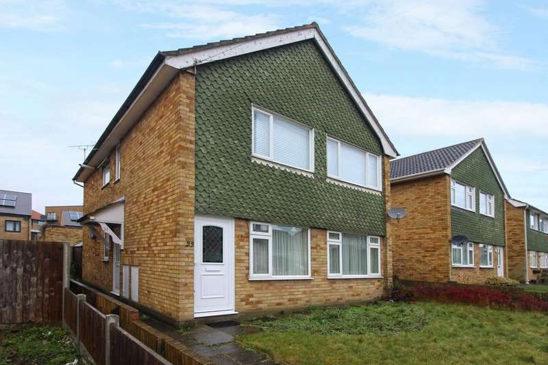 2 Bedrooms Flat for sale in Pinnacle Hill Bexleyheath DA7