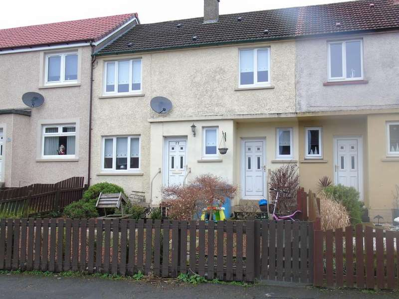 3 Bedrooms Terraced House for rent in Linnhe Crescent, Wishaw, Pather