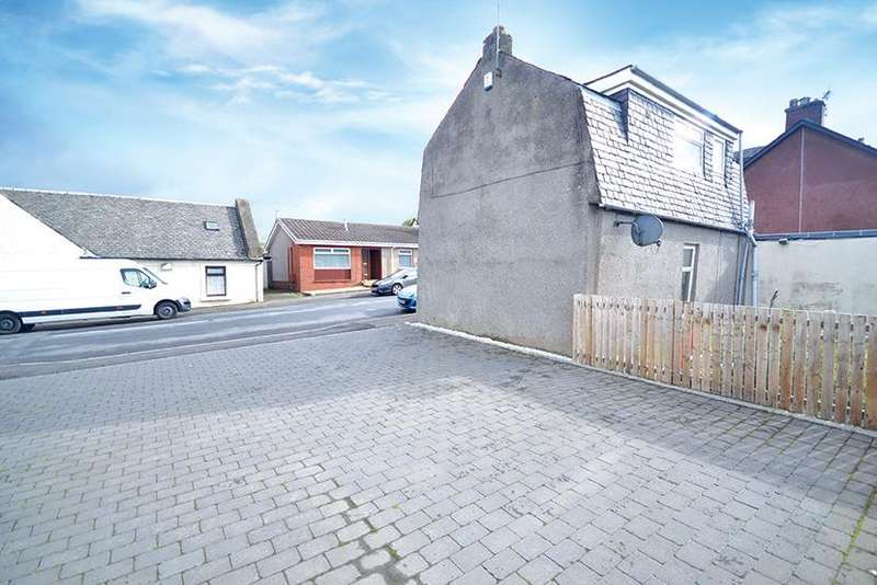 Plot Commercial for sale in Plot 1 Garden Street, Galston, KA4 8HX