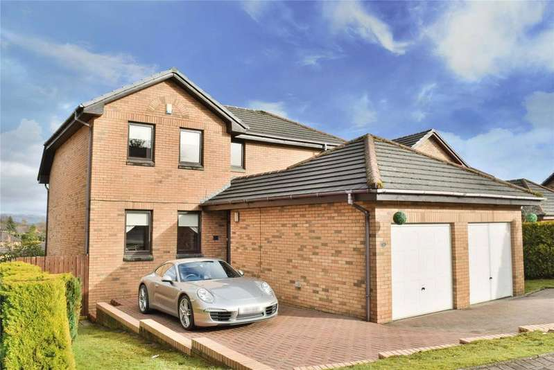 5 Bedrooms Detached House for sale in Murray Grove, Bearsden