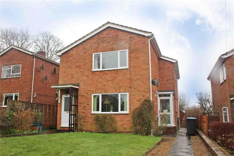2 Bedrooms Flat for sale in Colyer Close, Digswell, Welwyn, Hertfordshire