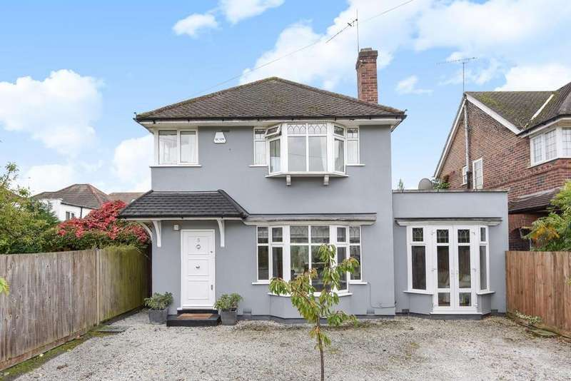 4 Bedrooms Detached House for sale in Grasmere Avenue, Kingston Vale