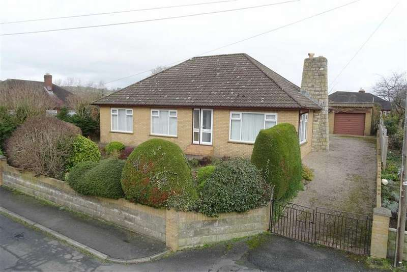 3 Bedrooms Detached Bungalow for sale in Chiltern, Parklands, Parklands, Newtown, Powys, SY16