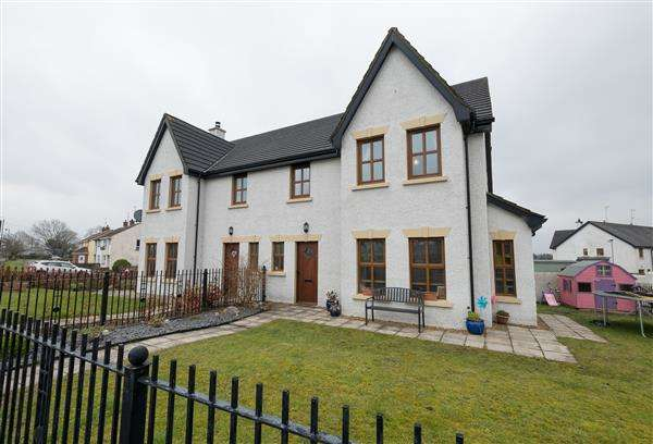4 Bedrooms Semi Detached House for sale in The Cornmill