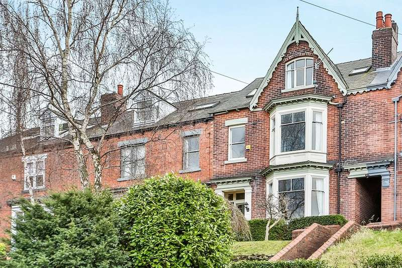 5 Bedrooms Terraced House for sale in Junction Road, Sheffield, S11