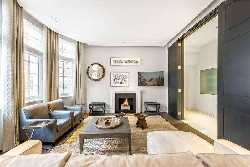 2 Bedrooms Flat for sale in Green Street, Mayfair, London, W1K