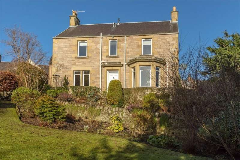 3 Bedrooms Detached House for sale in Alderbank, Castlegate, Jedburgh, Scottish Borders
