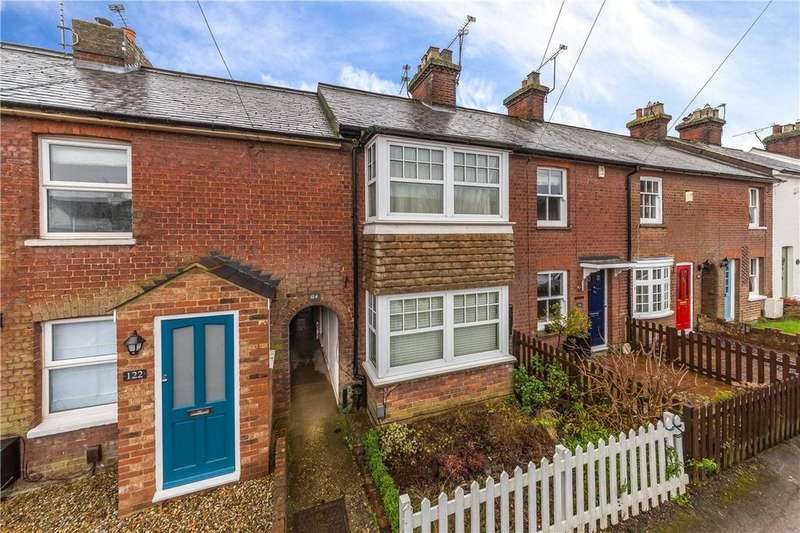 3 Bedrooms Terraced House for sale in Cravells Road, Harpenden, Hertfordshire