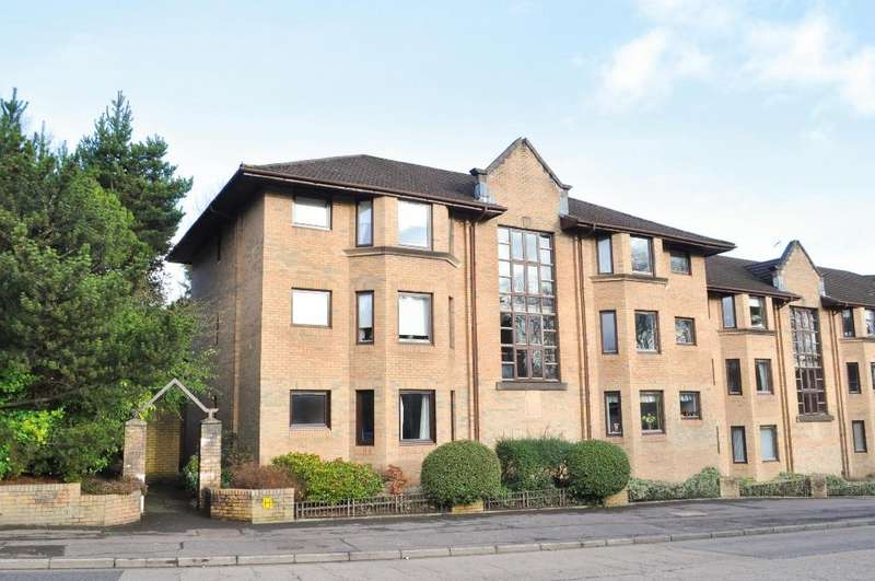 2 Bedrooms Flat for sale in Pinewood , 1 Maryhill Road , Bearsden, East Dunbartonshire, G61 1QP