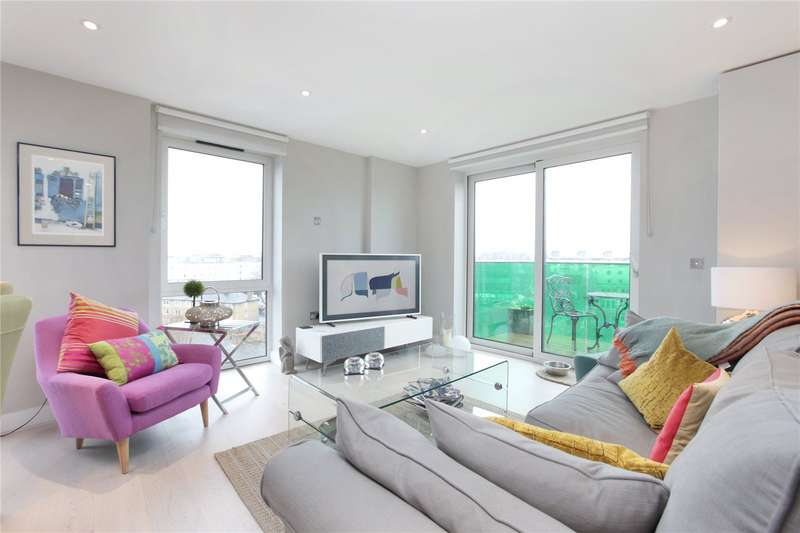 3 Bedrooms Apartment Flat for sale in Plough Road, Battersea, London, SW11