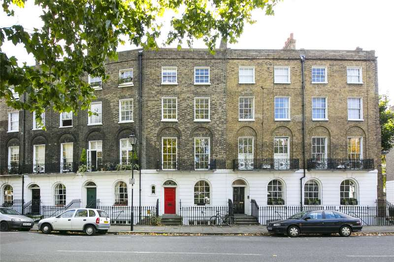 3 Bedrooms Maisonette Flat for sale in Myddelton Square, Clerkenwell, EC1R