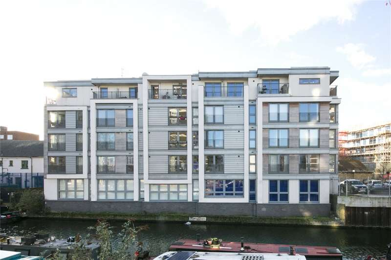 2 Bedrooms Flat for sale in Hutley Wharf, Branch Place, N1