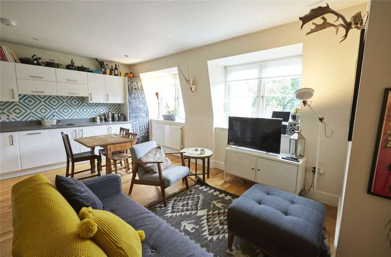 2 Bedrooms Flat for sale in Martello Street, Hackney, E8
