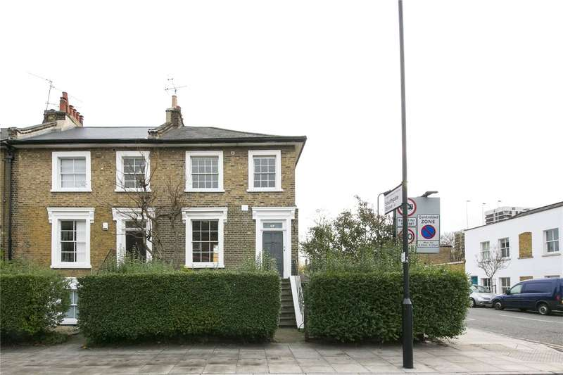 4 Bedrooms House for sale in Southgate Road, De Beauvoir, N1