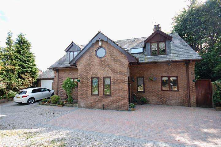 4 Bedrooms Detached House for sale in Ashton Square, Woolton, Liverpool, L25