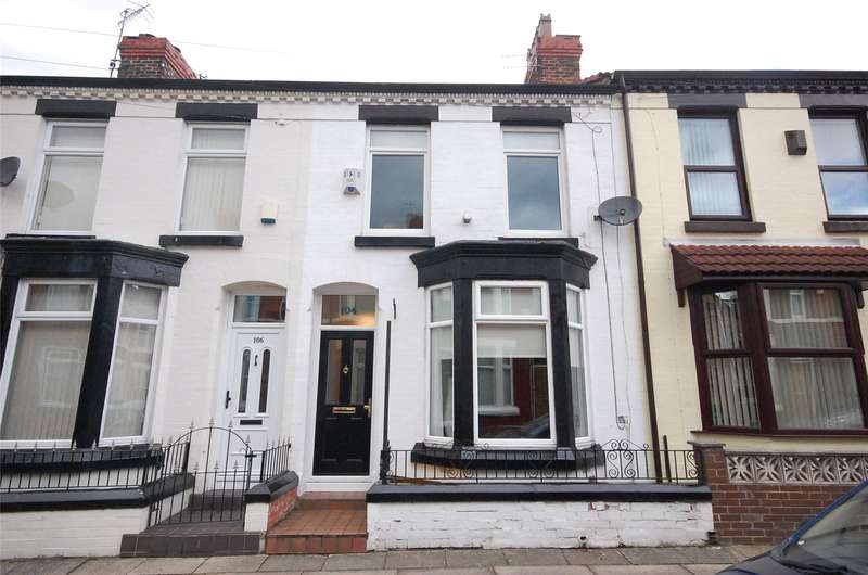 3 Bedrooms Terraced House for sale in Errol Street, Aigburth, Liverpool, L17