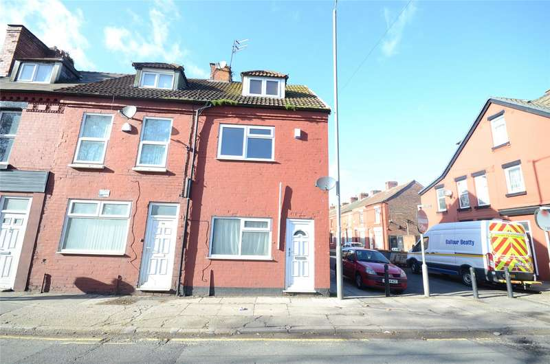 3 Bedrooms Terraced House for sale in Wellington Road, Wavertree, Liverpool, L15