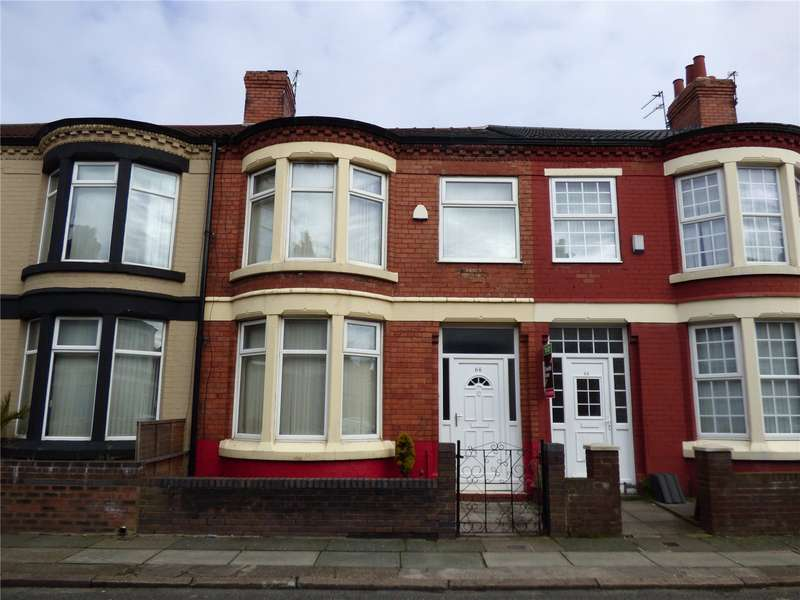3 Bedrooms Terraced House for sale in Knoclaid Road, Liverpool, Merseyside, L13