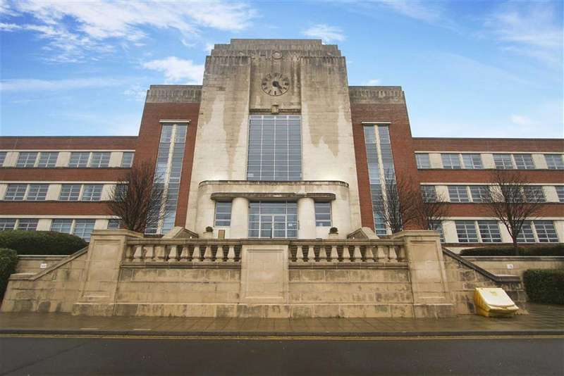 2 Bedrooms Flat for sale in The Wills Building, High Heaton
