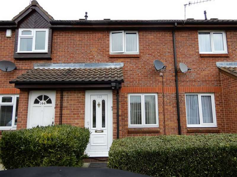 2 Bedrooms Terraced House for sale in Lowdell Close, West Drayton, Middlesex