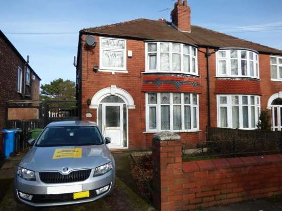3 Bedrooms Semi Detached House for sale in Brantingham Road, Manchester, Greater Manchester, M21 0TU