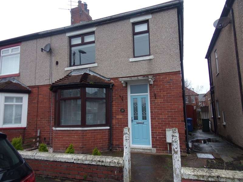 3 Bedrooms Property for sale in Hedley Avenue, Blyth, Northumberland, NE24 3JP