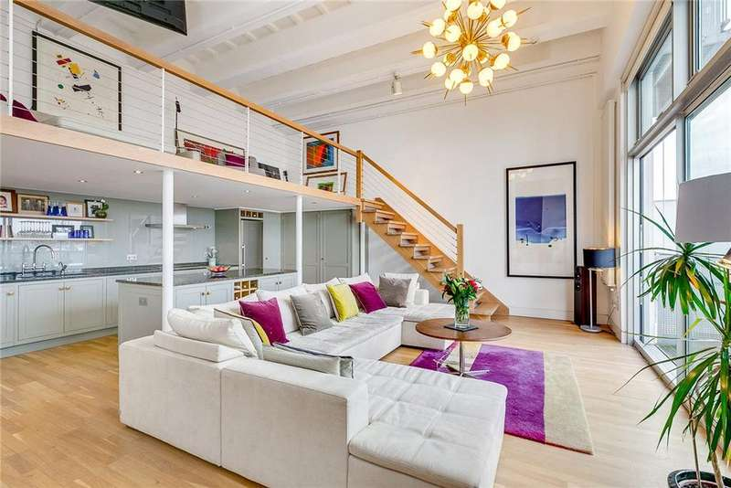 3 Bedrooms Flat for sale in The Piper Building, Peterborough Road, Fulham, London, SW6