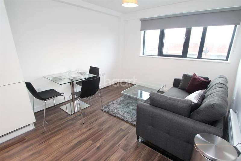 2 Bedrooms Flat for rent in Cotton Lofts, Digbeth