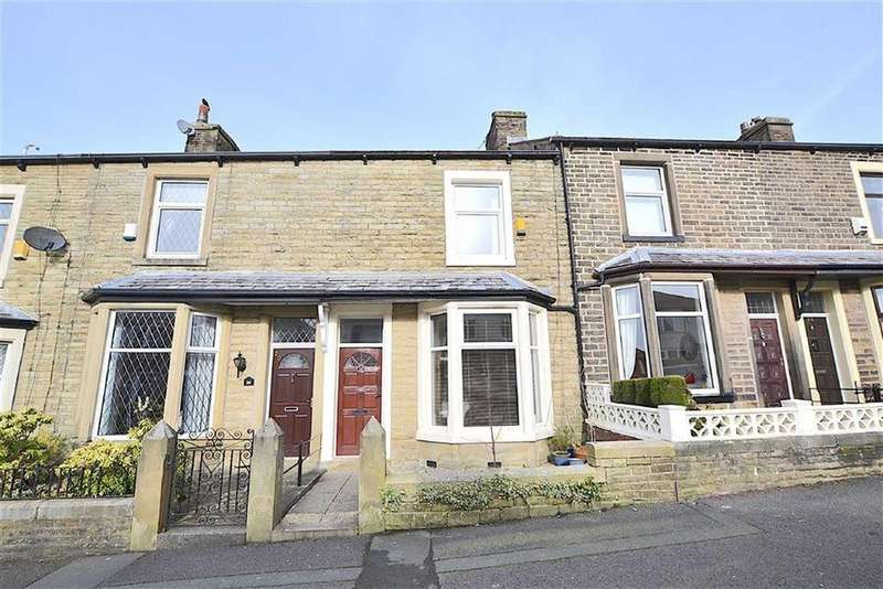 3 Bedrooms Terraced House for sale in Gainsborough Avenue, Burnley, Lancashire