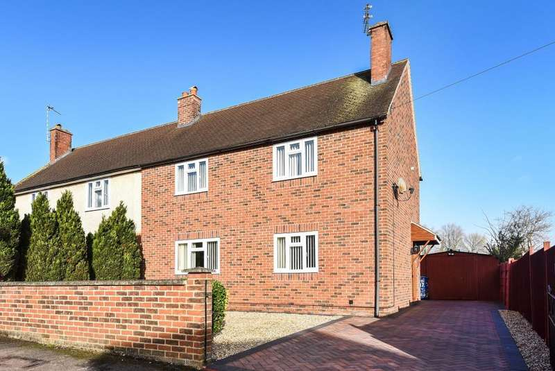 3 Bedrooms House for sale in Kempson Crescent, Oxford, OX4