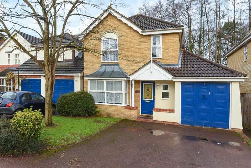 4 Bedrooms Detached House for sale in Ascot, Berkshire, SL5