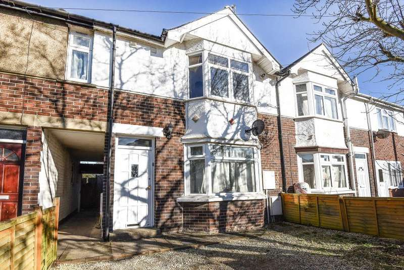 3 Bedrooms Flat for sale in Cricket Road, Oxford, OX4