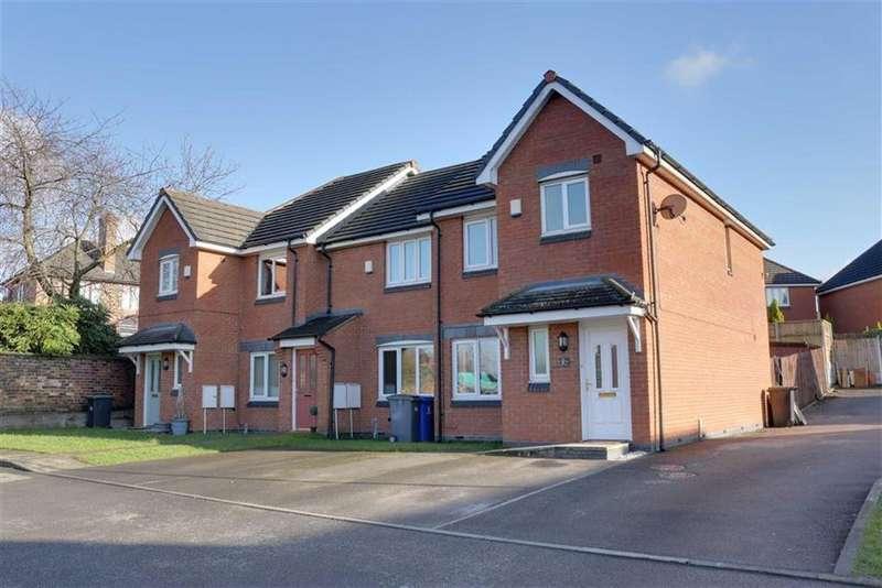 3 Bedrooms Semi Detached House for sale in Appleton Court, Fenton, Stoke-on-Trent