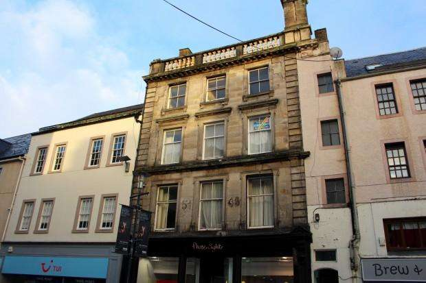 1 Bedroom Flat for sale in 55 High Street, Perth, PH1