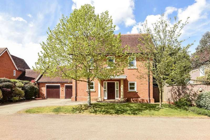 3 Bedrooms Detached House for sale in Wyfold Estate, Oxfordshire, RG9