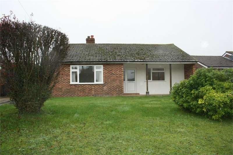 3 Bedrooms Bungalow for rent in Newton, SUDBURY, Suffolk