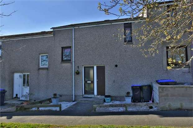 2 Bedrooms Terraced House for sale in Ninian Place, Portlethen, Aberdeen