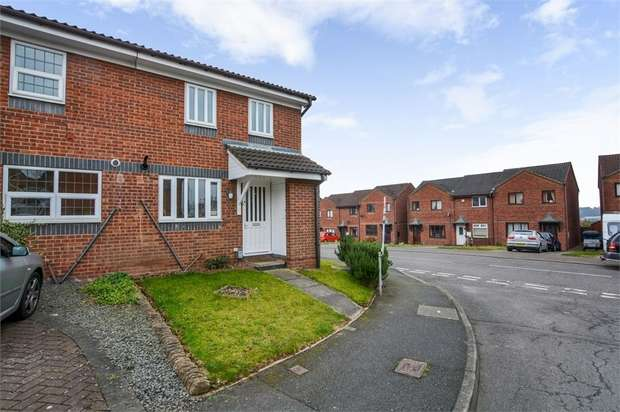 3 Bedrooms Semi Detached House for sale in Keyhaven Close, Derby
