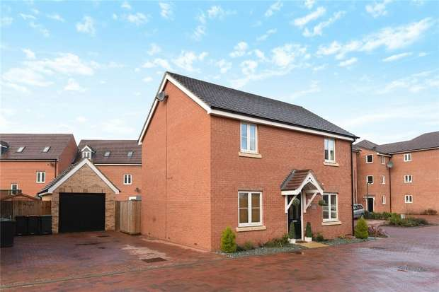 3 Bedrooms Detached House for sale in Colemore Grange, Shortstown