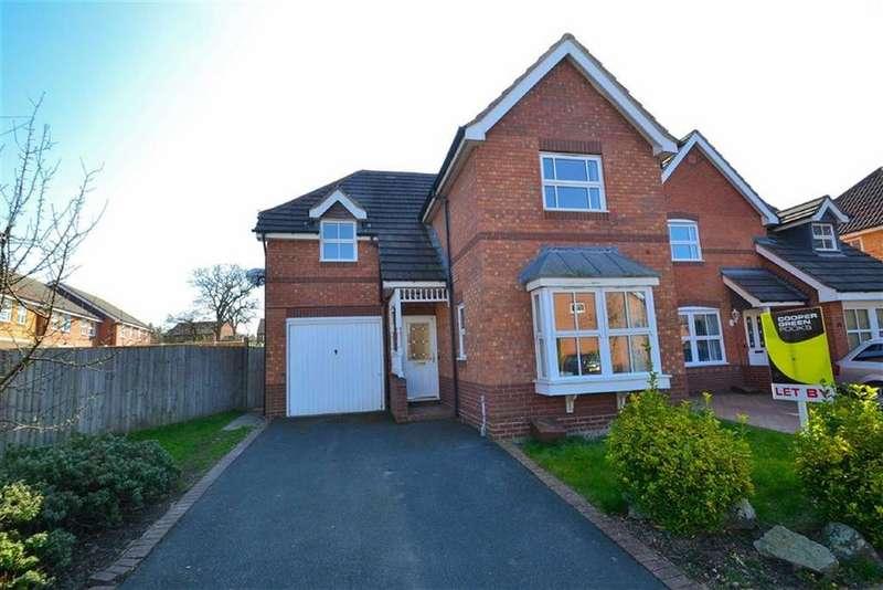 3 Bedrooms Detached House for rent in Latchford Lane, Berwick Grange, Shrewsbury